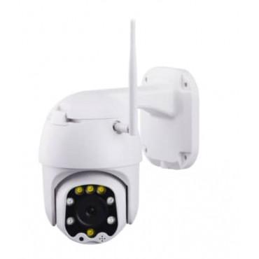 Поворотная уличная IP WIFI видеокамера KDM-6941ATL (P2P, ICSEE, Xmeye)