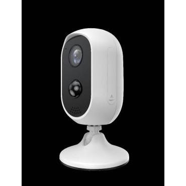 Уличная IP WIFI видеокамера KDM-BA12H (P2P, ICSEE, Xmeye) энергонезависимая с литиевым элементом питания 5800 мАч