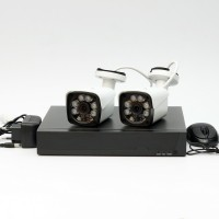 Комплект IP видеонаблюдения IPKIT0905 5МП