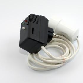 GSM розетка с датчиком температуры (ELANG PowerControl)