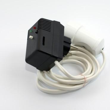 GSM розетка с температурным датчиком, ELANG PowerControl