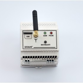 GSM реле (ELANG PowerControl)