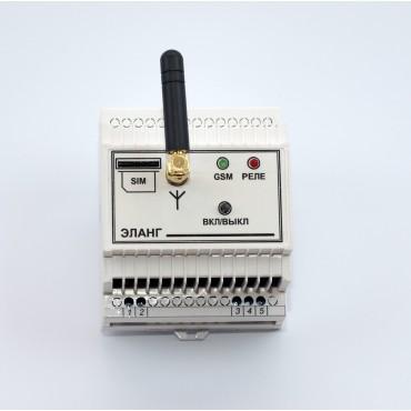 GSM реле, ELANG PowerControl