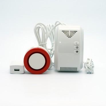 Сигнализатор загазованности ALFA-511 c Wi-Fi подключением