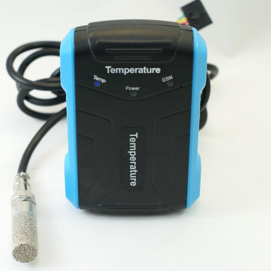 Автономный GSM/GPRS термометр, гигрометр, логгер ALFA - TEMPERATURE