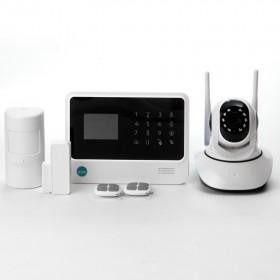 Сигнализация ALFA G90B с видеокамерой