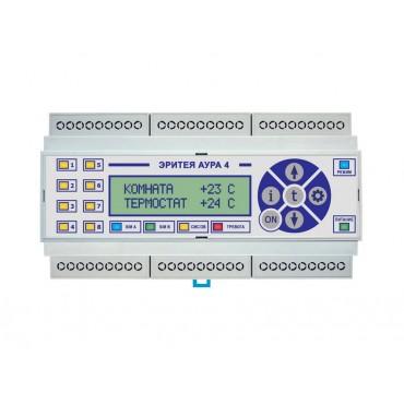 Домашняя сигнализация Эритея Аура 4 с поддержкой температурных датчиков